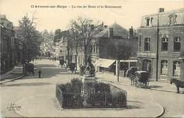 - Dpts Div -ref-AR936- Nord - Avesnes Sur Helpe - Rue De Mons Et Monument - Le Progrès Du Nord - Journaux - Presse - - Avesnes Sur Helpe