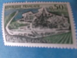 TIMBRE : No: 1314b , COGNAC ,VARIETE , Avec 3 PENICHES ABSENTES Sur Le QUAI, XX , En Bon état - Unused Stamps