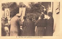 CPA CPSM 52 - Violot - Le Père Lamy Prêchant à Notre Dame Des Bois - France