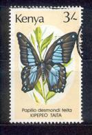 Kenia Kenya 1988 - Michel Nr. 423 O - Kenia (1963-...)