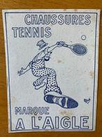 1  BUVARD CHAUSSURE TENNIS A L AIGLE - Zapatos