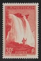 CAMEROUN 1939 YT 170** - CHUTE D'EAU - Cameroun (1915-1959)
