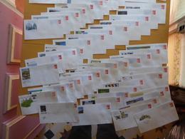 FRANCE 100 Prêts à Poster Différents Et Neufs Valeurs Permanente à Moins 50 % - Collections & Lots: Stationery & PAP