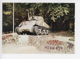 Char Du Maréchal Leclerc, 2è DB Aout 1944 (croix De Médavi Forêt D'escouves) Cp Vierge N°3 Artaud - Guerre 1939-45