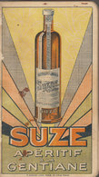 PUB :  Suze , Petit Carnet Avec Calendrier De 1930   ///    Mai . 20 ///  Ref.  11330 - Calendars