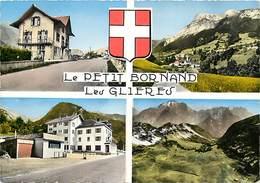 Grd For-ref Z642- Haute Savoie - Le Petit Bornand - Les Glieres  - Multivues - - Other Municipalities