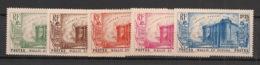 Wallis Et Futuna - 1939 - N°Yv. 72 à 76 - Révolution - Série Complète - Neuf Luxe ** / MNH / Postfrisch - Ungebraucht