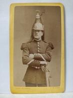 CDV. Militaire. Chéri Rousseau. St Etienne - Anciennes (Av. 1900)