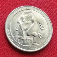 United States Quarter 1/4 Dollar 2013 P Mount Rushmore America USA Estados Unidos $ - Other