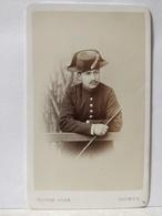 CDV. Militaire. Victor Coué. Saumur. Cavalerie - Anciennes (Av. 1900)
