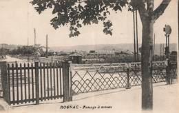 13 Rognac Passage à Niveau Chemin De Fer - France