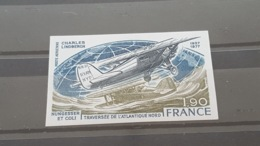 LOT503421 TIMBRE DE FRANCE NEUF** LUXE NON DENTELE N°PA50 - France