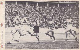 Esso Petrol USA Team Cunningham 1938 Postcard Size Olympic Games Athletes - Ansichtskarten