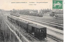 SAINT JEAN D'ANGELY ( 17 ) - La Gare - Saint-Jean-d'Angely