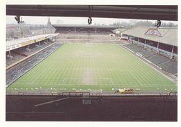 Villa Park Aston FC Football Club Ground 1990s Postcard - Fútbol