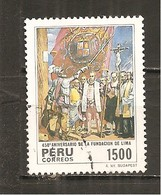 Perú  Nº Yvert  795 (usado) (o) - Peru
