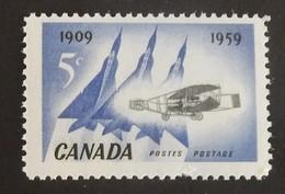 CANADA YT 310 NEUF**MNH ANNÉE 1959 - 1952-.... Règne D'Elizabeth II