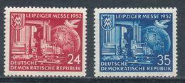DDR 315/16 ** Mi. 6,- - Unused Stamps