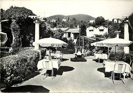 Grd For-ref Z616- Var - Le Trayas - Hotel Lou Rocas *- Restaurant - Tel 7- - France