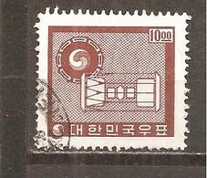 Corea Del Sur Nº Yvert  306J (usado) (o) - Korea (Süd-)