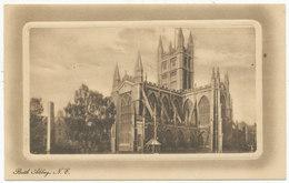 Bath Abbey, N.E. - Bath
