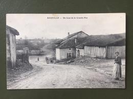 SAUVILLE-Un Bout De La Grande-Rue - France