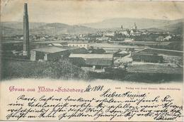 1898 -  SUMPERK , Gute Zustand, 2 Scan - Tchéquie