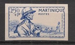 Martinique - 1941 - N°Yv. 188a - Défense De L'empire - Non Dentelé / Imperf. - Neuf Luxe ** / MNH / Postfrisch - Martinique (1886-1947)