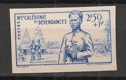 Nouvelle Calédonie - 1941 - N°Yv. 192a - Défense De L'empire - Non Dentelé / Imperf. - Neuf Luxe ** / MNH / Postfrisch - New Caledonia