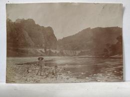 Loire. Le Pertuiset. Unieux. 5.5x8 Cm - Anciennes (Av. 1900)