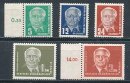 DDR 322/26 ** Mi. 120,- - Unused Stamps