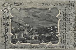 1902 - Lipova Lazne  Okres OLOMOUC , Gute Zustand, 2 Scan - Repubblica Ceca
