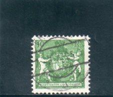 LIECHTENSTEIN 1921 O DENT 12.5 - Gebraucht