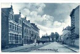Cpa JODOIGNE   Avenue De La Station  1909 PRIX FIXE  !!! - Jodoigne