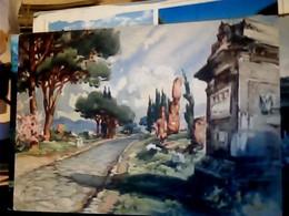 ROMA - VIA APPIA ANTICA - ILLUSTRATA ALDO RAIMONDI ED LAI LINEE AEREE N1950 HP9016 - Roma