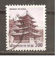 Corea Del Sur Nº Yvert  957 (usado) (o) - Korea (Süd-)