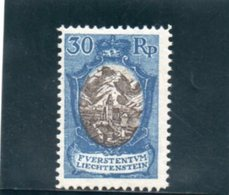 LIECHTENSTEIN 1924-7 * - Ungebraucht