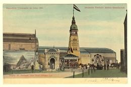 A1953[Postkaart] Exposition Universelle De Liège 1905. / Deutsche Tiefbohr Aktien-Gesellschaft (H. Gerland) [Nordhausen - Liege
