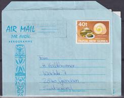 Cover To Switzerland With Mi 632 / Forcartia Globula (05513) - Papua-Neuguinea