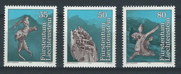 BB-/-181-   N° 784/86.  *  *,  Cote 3.00 €, Voir Detail  ,  Je Liquide - Liechtenstein