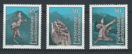 BB-/-253-   N° 784/86.  *  *,  Cote 3.00 €, Voir Detail  ,  Je Liquide - Liechtenstein
