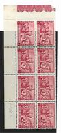 België  N° 700V6 Inscriptie  Xx Postfris - Abarten (Katalog COB)