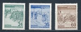 DDR 355/57 ** Mi. 6,50 - Unused Stamps
