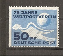 DDR Nº Yvert  A1 (MH/*) - Unused Stamps