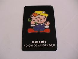Rover Mitsubishi Maiauto Portugal Portuguese Pocket Calendar 1989 - Tamaño Pequeño : 1981-90