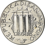 Monnaie, San Marino, 100 Lire, 1985, Rome, SUP, Steel, KM:179 - San Marino