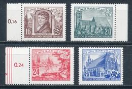 DDR 358/61 ** Mi. 6,- - Unused Stamps
