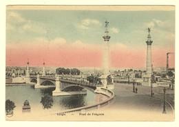 A1955[Postkaart] Liége. - Pont De Fragnée (Legia Vanevel) [brug Luik] - Liege