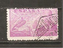 España/Spain-(usado) - Edifil  882 - Yvert  Aéreo 197 (o) - Poste Aérienne