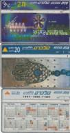 LOT 3 PHONE CARD ISRAELE (PY2504 - Israel
